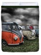 Splitty Rotters 2 Duvet Cover
