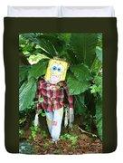 Sponge Bob Scarecrow Duvet Cover