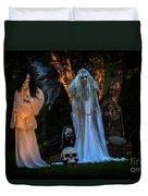 Fantom Women Vinette Duvet Cover