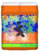 Sport B 9 C Duvet Cover
