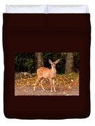 Spotted Fawn Duvet Cover