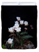 Spotted Wintergreen 5 Duvet Cover