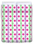 Spotty Stripe Duvet Cover