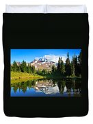 Spray Park Tarn Duvet Cover