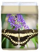 Spread Your Wings My Little Butterfly  Duvet Cover
