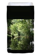 Spreewald  - Germany Duvet Cover