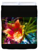 Spring Abstraction I Duvet Cover