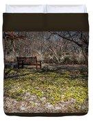 Spring Beal Duvet Cover