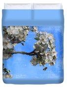 Spring Bee Duvet Cover