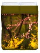 Spring Blossoms I Duvet Cover