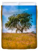 Spring Breeze Duvet Cover