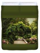 Spring Canopy Duvet Cover