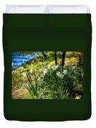 Spring Daffodils.park Keukenhof Duvet Cover