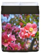 Spring Everywhere Duvet Cover