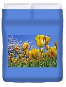 Spring Flowers 12 Duvet Cover