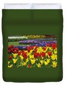 Spring Flowers 4 Duvet Cover