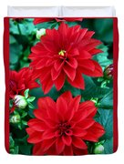 Spring Flowers 5 Duvet Cover