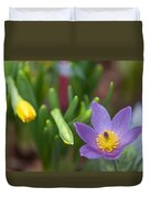 Spring Flowers. Flowers Of Holland Duvet Cover