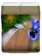 Spring Flowers I Duvet Cover