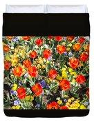 Spring Flowers No. 2 Duvet Cover