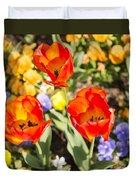 Spring Flowers No. 3 Duvet Cover