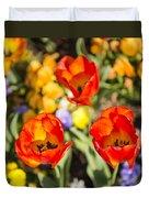 Spring Flowers No. 4 Duvet Cover