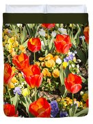 Spring Flowers No. 5 Duvet Cover
