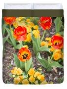 Spring Flowers No. 6 Duvet Cover