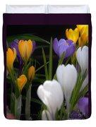 Spring Glow Duvet Cover