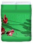 Spring Haiku 2 Duvet Cover