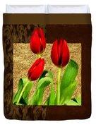 Spring Hues Duvet Cover