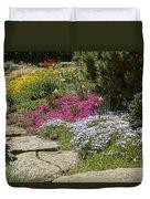 Spring In The Garden Dsc03678 Duvet Cover