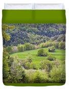Spring Landscape Duvet Cover