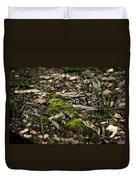 Spring Moss Duvet Cover