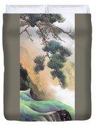 Spring Of Mountain Duvet Cover