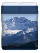 Spring Peak Duvet Cover