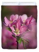 Spring Pink... Duvet Cover