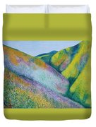 Valley Of Flowers Duvet Cover