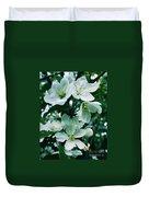 Spring Time Blossoms Duvet Cover
