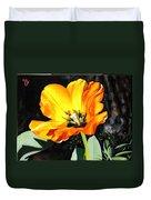 Spring Tulip Duvet Cover