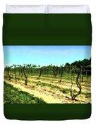 Spring Vineyard Ll Duvet Cover