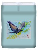 Spring Wings Duvet Cover