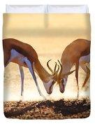 Springbok Dual In Dust Duvet Cover