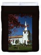Springboro Rc Church Duvet Cover