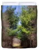 Springs Early Breath Duvet Cover