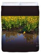 Springs Reflection Duvet Cover