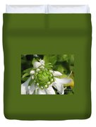 Springtime Bud Duvet Cover