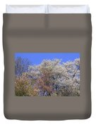 Springtime In Great Balsam Mountains Duvet Cover