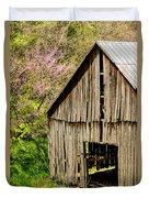Springtime In Kentucky Duvet Cover