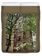 Springtime In Washington Heights 2 Duvet Cover